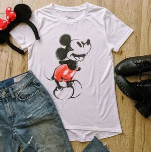 Disney Mickey Mouse Graphic Shirt